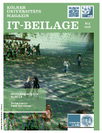 Cover IT-Beilage 02/2016