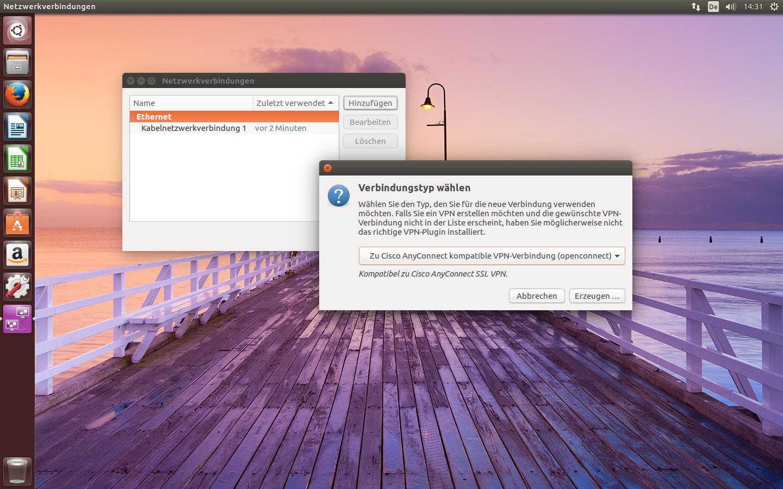 RRZK: Linux Client VPNC
