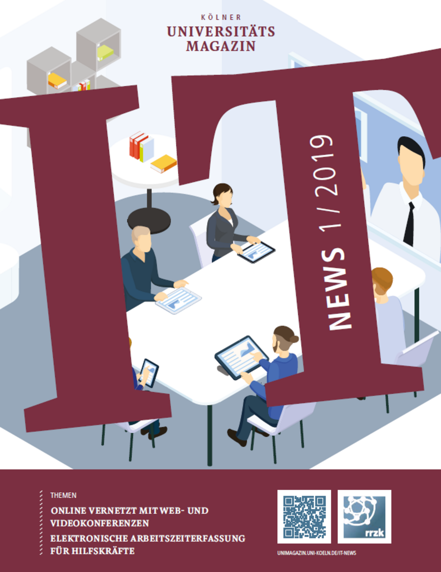 IT-News Ausgabe 01/2019