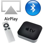 Bild: AppleTV Bluetooth Logo